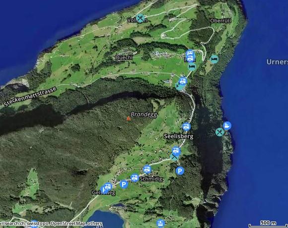 Karte: Seelisberg