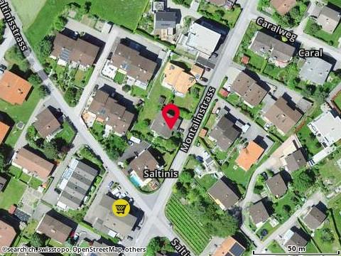 Montalinstrass 14, Trimmis