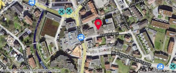 Poststrasse 4, wohlen-ag