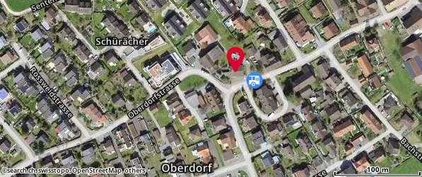 Oberdorfstrasse 24, zufikon