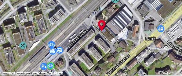 Bahnhofstrasse 20, ebikon