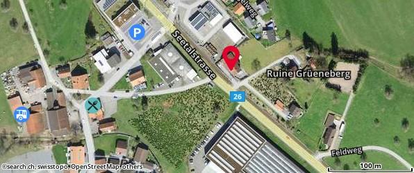 Seetalstrasse 1, retschwil
