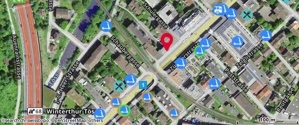 Zürcherstrasse 160, winterthur
