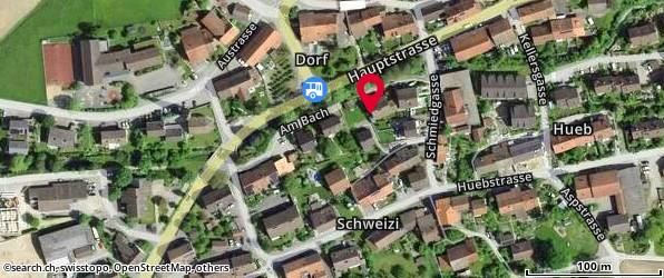 Schmiedgasse 8, rickenbach-zh