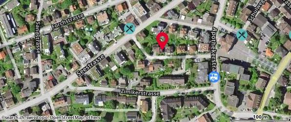 Bertastrasse 8, uster