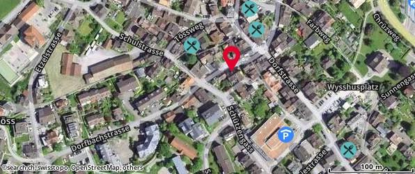 Dorfbachstrasse 9, richterswil