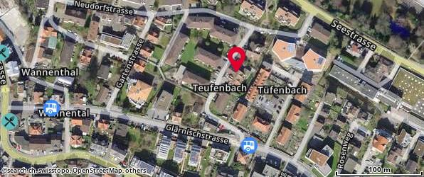 Teufenbachstrasse 3, horgen