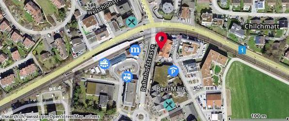 Bahnhofstrasse 1, berikon