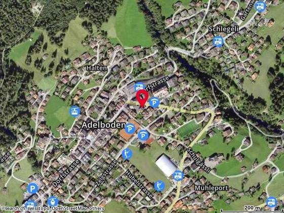Landstr. 6, 3715 Adelboden