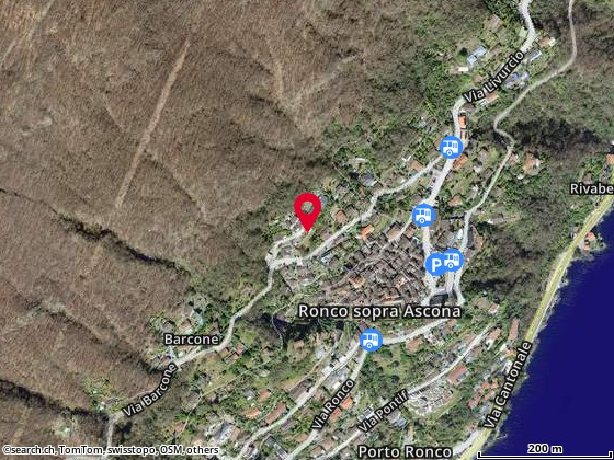 Via Bellavista 4, Ronco sopra Ascona