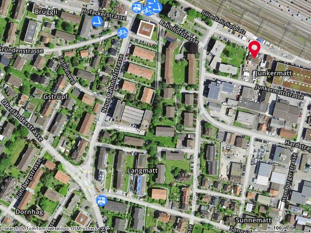 G�terbahnhofplatz 10, Muttenz