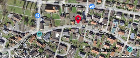Dorfstrasse 57c, wettingen