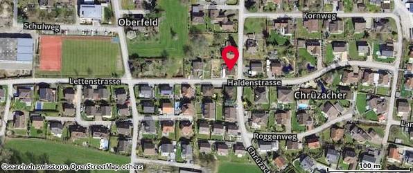 Chrüzacherstrasse 14, maegenwil