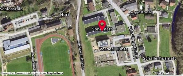 Sonnmatt , hergiswil-bei-willisau