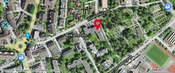Friedhofstrasse 14, buelach