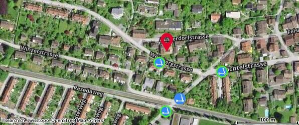 Weinbergstrasse 6, winterthur