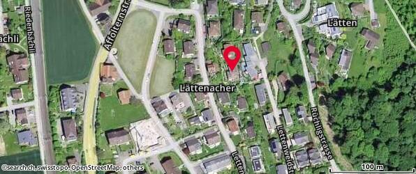 Lettenackerstrasse 7A, hedingen