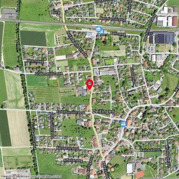 Bahnhofstr. 21,  4543 Deitingen