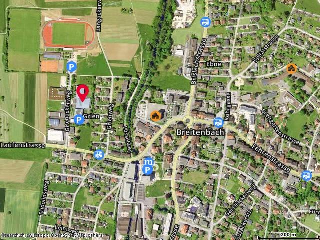 Grienackerweg 14, Breitenbach