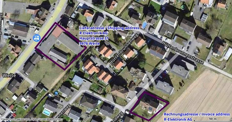 Standort R-Elektronik AG