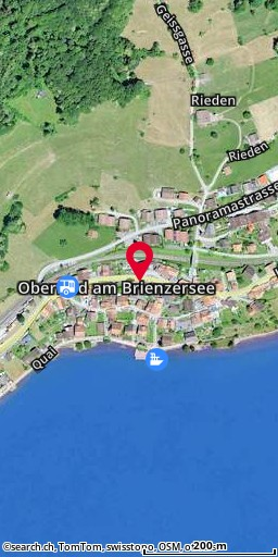 Hauptstrasse, Oberried am Brienzersee