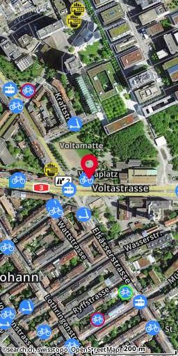 Voltaplatz, Basel