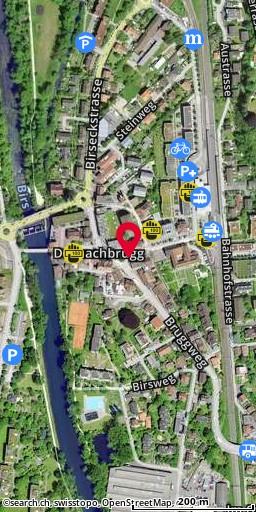 Amthausstrasse, Dornach