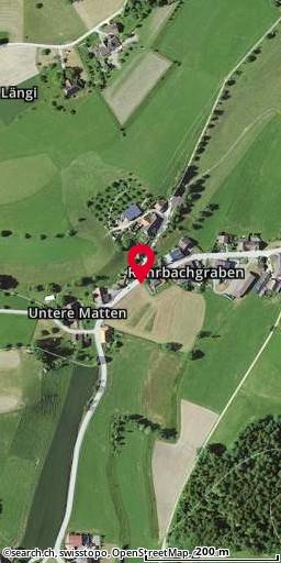 Gemeindeverwaltung, Rohrbachgraben