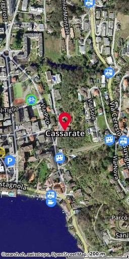 Cassarate, Lugano