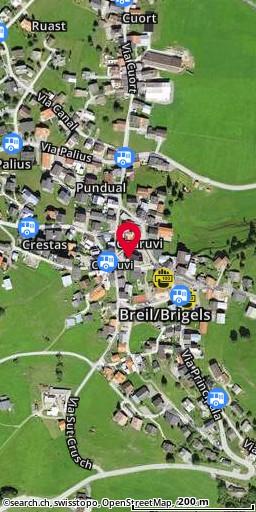 Sentupada, Breil/Brigels