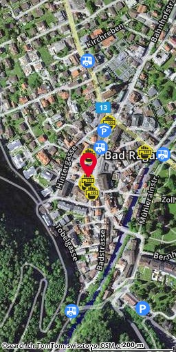 Am Platz, Bad Ragaz