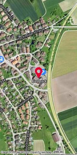 Riedpark, Neerach