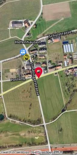 Dorfzentrum, Hefenhausen