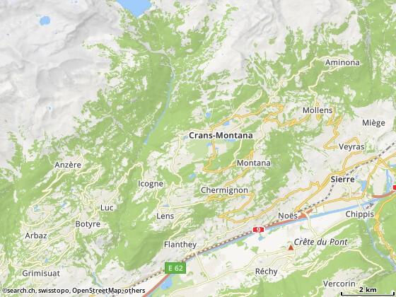Crans-sur-Sierre