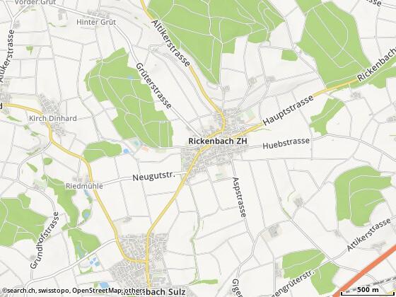 8545 Rickenbach