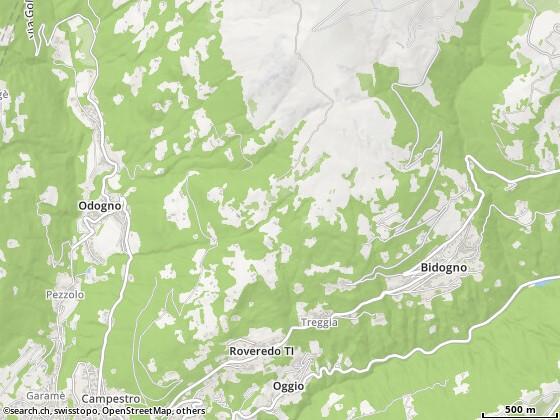 Monti di Roveredo (Capriasca)