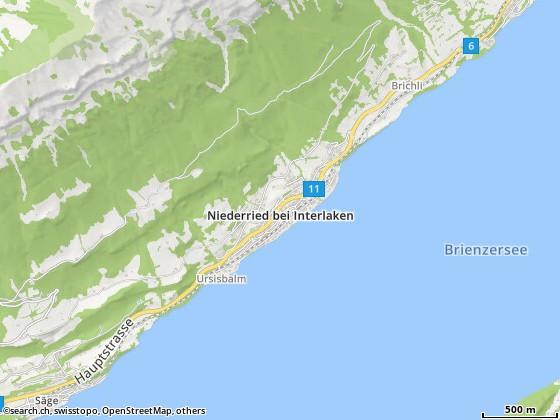 Niederried bei Interlaken
