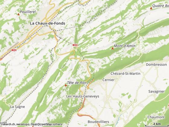 La Vue-des-Alpes