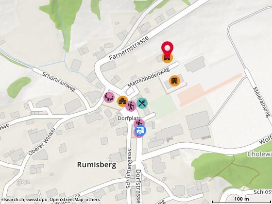 Mattenbodenweg 11, Rumisberg