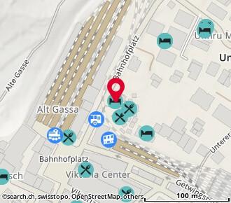Bahnhofplatz 54, 3920 Zermatt