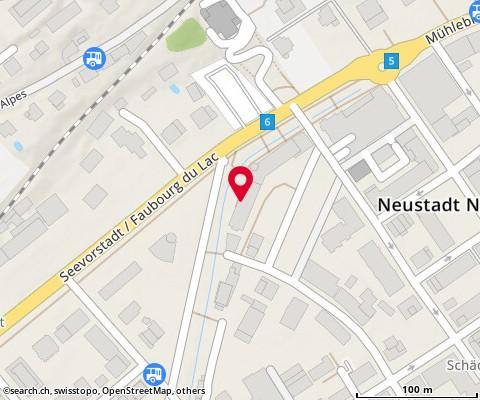 Schüsspromenade 26, Biel/Bienne