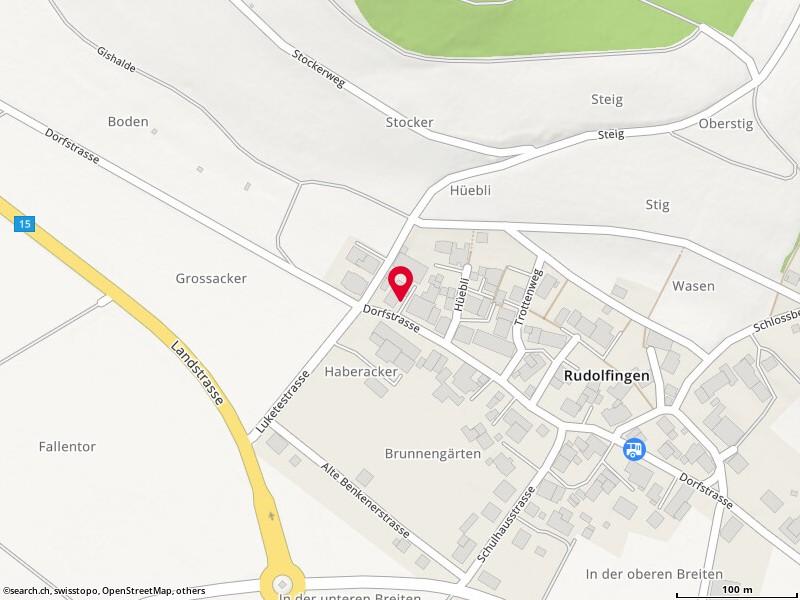 Dorfstr. 1, 8465 Rudolfingen