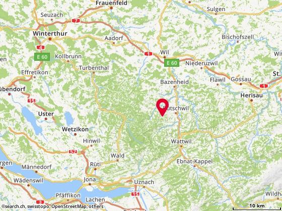 Aufeld, 9607 Mosnang