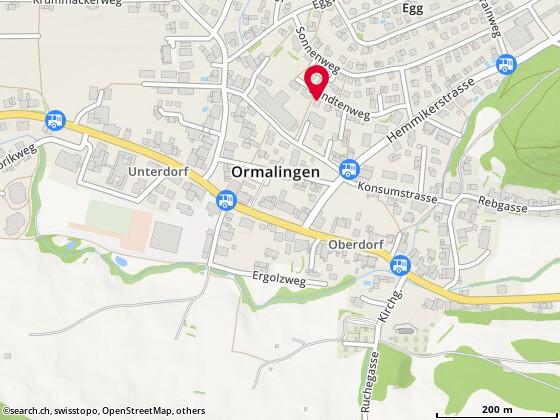 Bündtenweg 9, Ormalingen