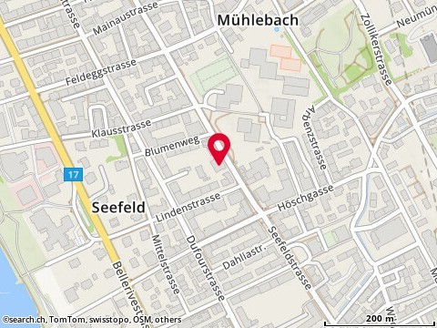 Seefeldstr. 116, Zürich