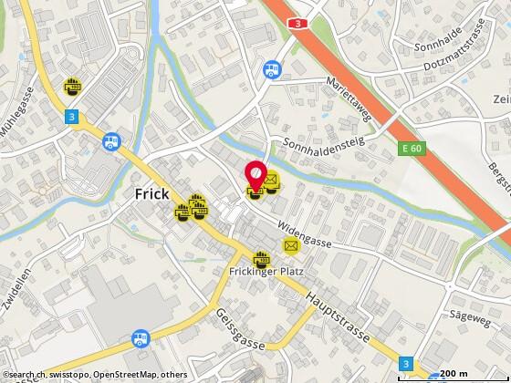 Widenplatz 12, 5070 Frick