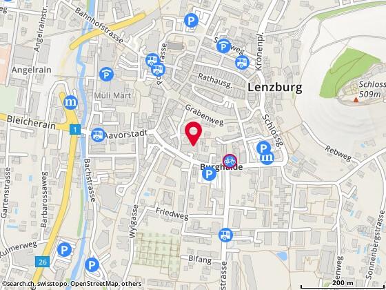 Burghaldenstr. 19, Lenzburg