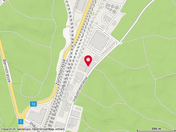 Rauchcenter, Industriestr. 53, Zollikofen