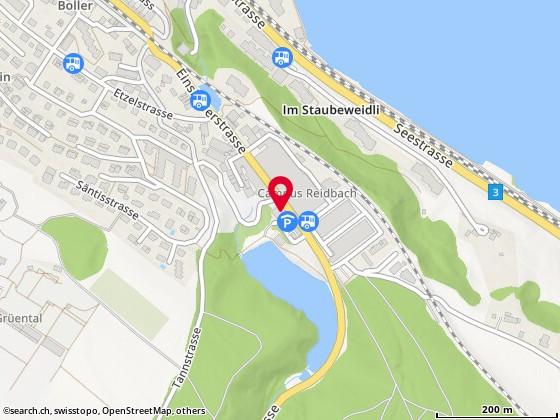 Einsiedlerstr. 36, 8820 Wädenswil