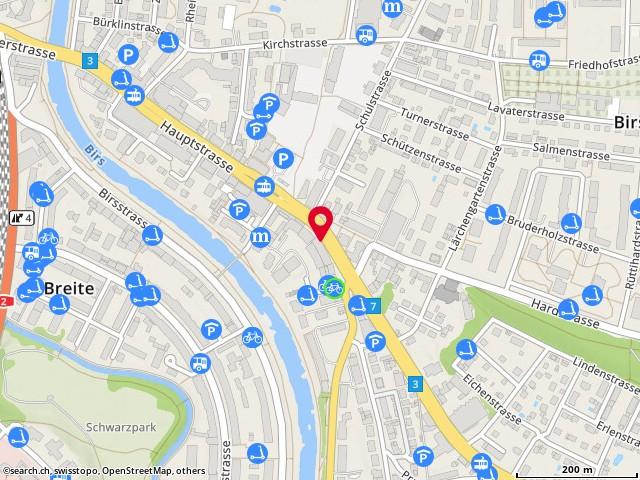 Hauptstr. 84, 4127 Birsfelden